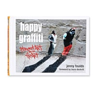 Happy Graffiti Book - Urban Outfitters