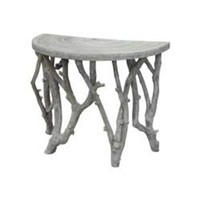 Vincent Half-round Table - Furniture - Store