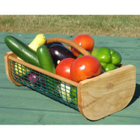 Harvest Basket, 1/4 bushel