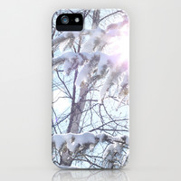 Winter Glare  iPhone & iPod Case by Lauren Lee Designs