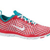 Women's Training Shoes - Laser Crimson