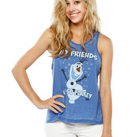 Papaya Clothing Online :: FROZEN GRAPHIC SLEEVELESS TOP