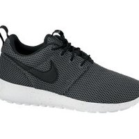 The Nike Roshe Run (3.5y-7y) Kids' Shoe.