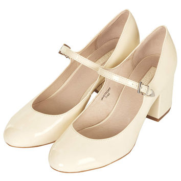 JANET MARY JANE MID SHOES