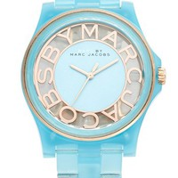 MARC BY MARC JACOBS 'Henry Skeleton' Bracelet Watch, 41mm