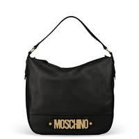 Medium Leather Bag Women - Moschino Online Store
