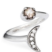 Immortalia by ManiaMania Equinox Fine Knuckle Ring