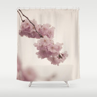 *** FOREVER SPRING ***  Shower Curtain by SUNLIGHT STUDIOS Monika Strigel