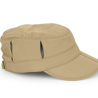 Sun Tripper Cap Tan Medium