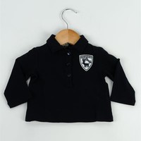 D&G Junior Infant Boys' Long-Sleeved Shirt Made in Italy