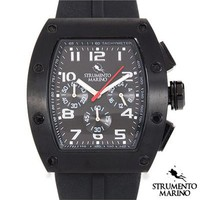 Strumento Marino SM056RBK Tuna Men's Chronograph Watch, 45mm