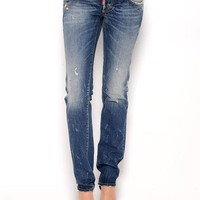 DSQUARED2 Slim Jeans- Made in Italy