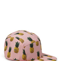 Pineapple Frenzy 5-Panel Cap