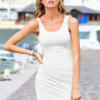 Ruched Mini Dress - Victoria's Secret