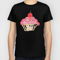 CUPCAKES Kids T-Shirt by Lauren Lee Designs