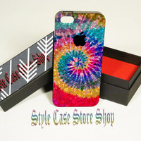 Apple Glitter tie dye , iP4,iP5,iP5S,iP5C,SamsungS3,S4,S3,S4mini,iPod4/5,HTC One/OneX,BBZ10/Q10.
