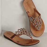 Mercury Rising Sandals