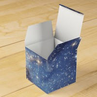 Starry Space Favor Box