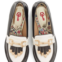 Much to Admire Loafer | Mod Retro Vintage Flats | ModCloth.com