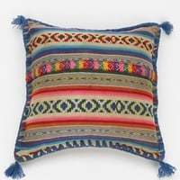 Our Open Road X UO Peruvian One-Of-A-Kind Throw Pillow - Urban Outfitters