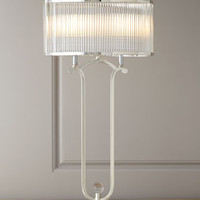 John-Richard Collection Metro Crystal Lamp
