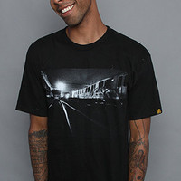 The Gibbs Train T-Shirt in Black by 7th Letter | Karmaloop.com - Global Concrete Culture