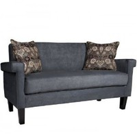 angelo:HOME Ennis Twillo Bluestone Sofa