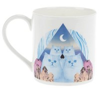 Jaguarshoes Collective 'Magic Cat' Mug - No-One - farfetch.com