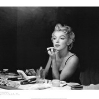 Marilyn Monroe, Back Stage Poster di Sam Shaw su AllPosters.it