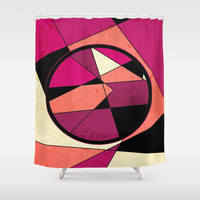 Pick up the Pieces Shower Curtain by DuckyB (Brandi)