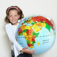 Amazon.com: Inflatable Globe: Toys & Games
