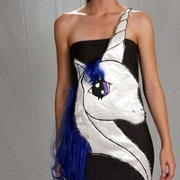 The Last Unicorn Dress  by devaniNYC on Sense of Fashion