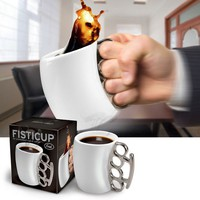 FISTICUP - A Knockout Cup of Coffee!