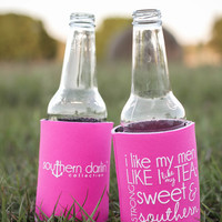 SD Koozie: Strong, Sweet and Southern