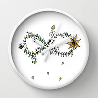 Nature's Infinite Wall Clock by DuckyB (Brandi)