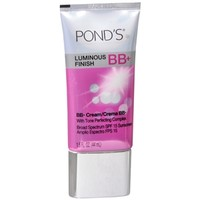 POND'S Luminous Finish BB+ Cream With Tone Perfecting Complex, Light