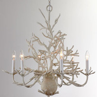 """""""Coral"""" Chandelier - Horchow"""