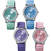 Avon: Pretty Pastel Expansion Watch