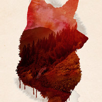 The Great Escape Art Print by Robert Farkas