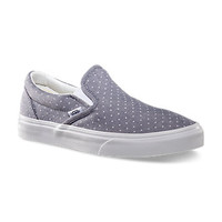 Vans Chambray Dots Slip-On (dress blues)
