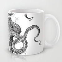 Octopus Mug by TAOJB