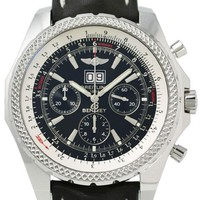 Cheap BREITLING BENTLEY MOTORS 6.75 A442B28SP on sale.