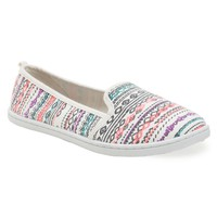 Southwest Color Mix Slip-On Shoe