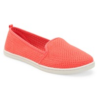 Perforated Slip-On Shoe