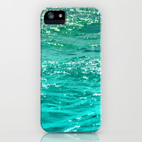 SIMPLY SEA iPhone & iPod Case by Catspaws