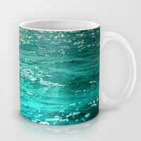 SIMPLY SEA Mug by Catspaws