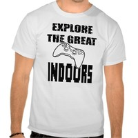 Video Game Themed Design: Explore The Great Indoor
