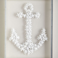 Karen Robertson Collection Starfish Anchor Wall Decor