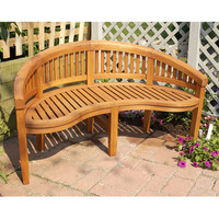 Monet Outdoor Bench