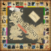 Game of Thrones Monopoly - Digital Copy